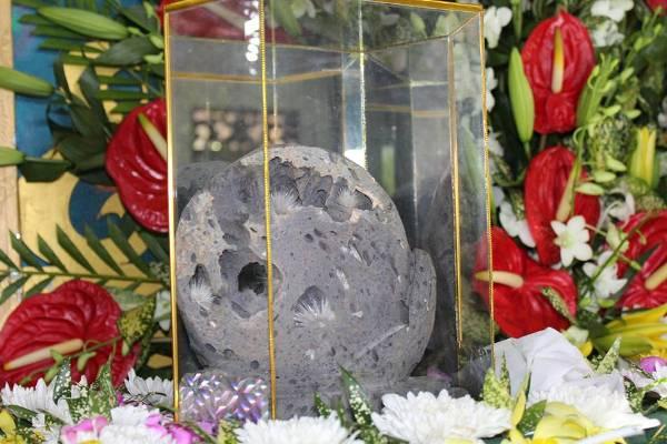 Chùa Cam Lộ trang nghiêm cung thỉnh Xá lợi Phật